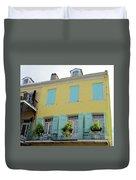 French Quarter 20 Duvet Cover