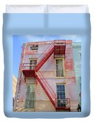 French Quarter 27 Duvet Cover