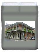 French Quarter 3 Duvet Cover