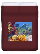 French Reef 1 Duvet Cover