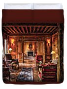 French Repose Duvet Cover