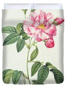 French Rose Duvet Cover