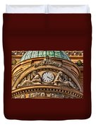 French Time Duvet Cover