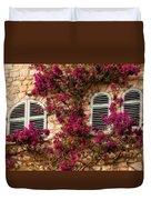 French Windows Duvet Cover
