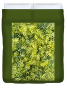 Fresh Dill Weed  Duvet Cover