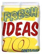 Fresh Ideas Duvet Cover