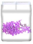 Fresh Lilac Duvet Cover