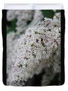 Fresh Lilac Perfume Duvet Cover