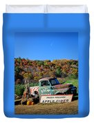 Fresh Mountain Produce Duvet Cover