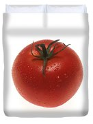 Fresh Tomato Duvet Cover