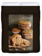 Freshly Baked Muffins Duvet Cover