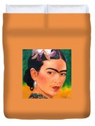 Frida Kahlo 2003 Duvet Cover
