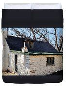 Frijole Ranch Guadalupe Mountains National Park Duvet Cover