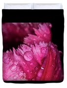 Fringed Tulip Duvet Cover