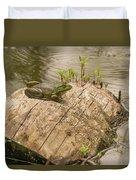 Frog 1 Duvet Cover