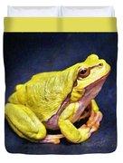 Frog - Id 16236-105000-7516 Duvet Cover