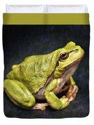 Frog - Id 16236-105016-7750 Duvet Cover