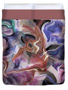 From Beyond II Duvet Cover