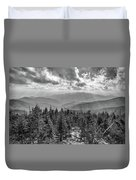 From Clingmans Dome Duvet Cover