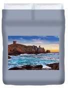 From Corsica Duvet Cover