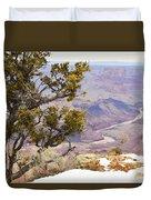 From Desert View Duvet Cover