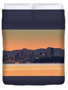 From Night To Day Duvet Cover