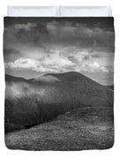 From Slieve Bearnagh Panorama To The South Duvet Cover