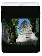 From The Grave No2 Duvet Cover