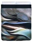 From The Lake By Georgia O'keeffe Duvet Cover