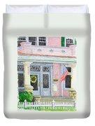 Front Porch Duvet Cover