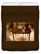 Frontier Meal Duvet Cover