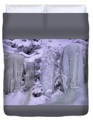 Frost Art Duvet Cover