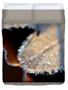 Frost Diamonds Duvet Cover