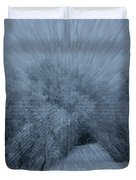 Frosted Moon Duvet Cover