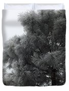 Frosted Pine Duvet Cover