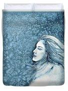 Frozen Dreams Duvet Cover