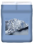 Frozen In Time Duvet Cover