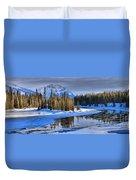 Frozen Jasper Paradise Duvet Cover