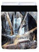 Frozen - John P. Cable Grist Mill Duvet Cover