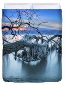 Frozen Morning 2 Duvet Cover