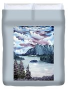 Frozen River Duvet Cover