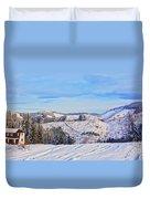 Frozen Valley 2 V3 Duvet Cover
