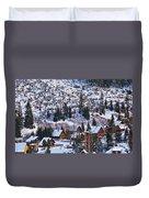 Frozen Village V2 Duvet Cover
