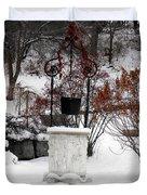 Frozen Wishes Duvet Cover