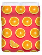 Fruit 2 Duvet Cover by Mark Ashkenazi