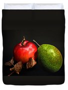 Fruit Coalition Duvet Cover