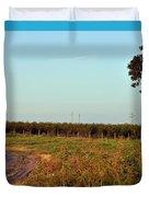 Fruit Farm Duvet Cover