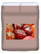 Fruit Gummies Duvet Cover