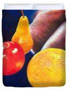 Fruit Lips Duvet Cover