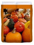 Fruit Of The Harvest Duvet Cover